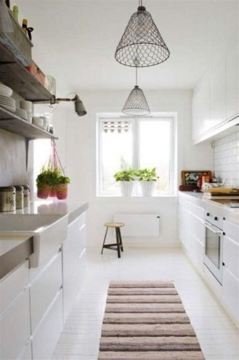 15 Lovely and Inspiring Scandinavian Kitchen Designs - Rilane