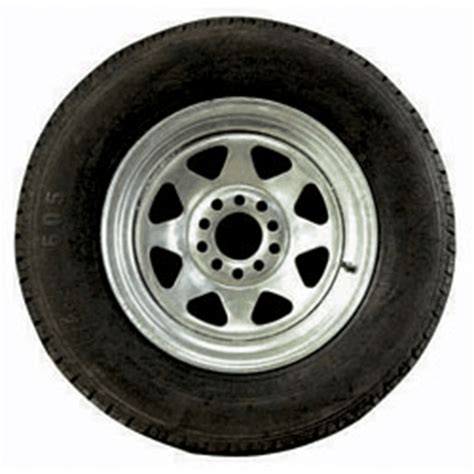 Boat Trailer Wheels And Tyres by Boat Trailer 13 Quot Spare Wheel Tyre Assembly 155lt