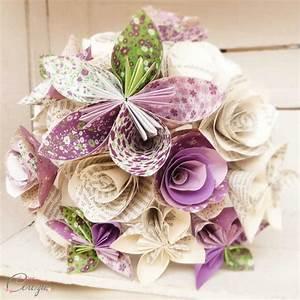 Bouquet Fleur Mariage : bouquet de fleurs original original bridal bouquet of ~ Premium-room.com Idées de Décoration