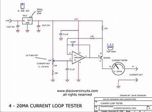 4   20ma Current Loop Tester Circuit Diagram World
