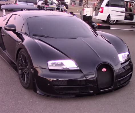 The Cost Of Owning A Veyron