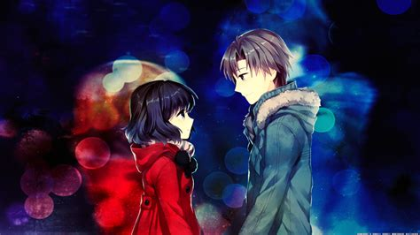 Anime Couples Wallpapers - anime wallpaper by konaruhii on deviantart