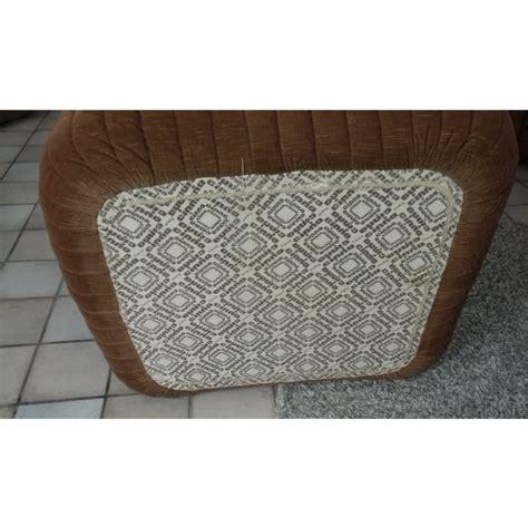 canapé ottoman cinna fauteuil et ottoman design hieronimus pour cinna