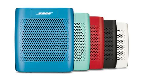 bose soundlink color soundlink colour la nouvelle enceinte bluetooth de bose