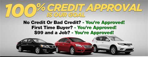 bad credit approval nissan dealership  hartford ct