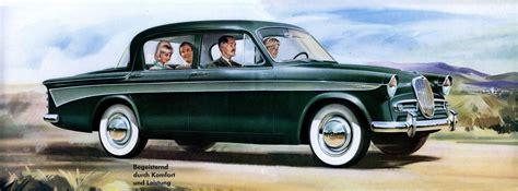 1963 Singer Gazlle Mk 5 brochure