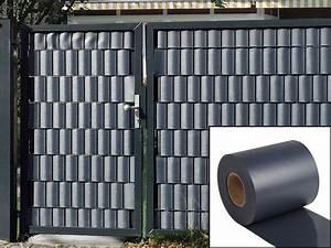 Sichtschutz Doppelstabmatten Steinoptik : pvc sichtschutz sichtschutzfolie windschutz doppelstabmatten zaun blickdicht ebay ~ Orissabook.com Haus und Dekorationen