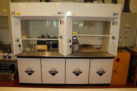 Lab Cupboards by Soillab Fume Cupboard 02