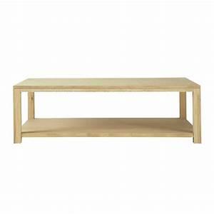 Table Basse Moderne : table basse moderne 130 danube maisons du monde ~ Preciouscoupons.com Idées de Décoration