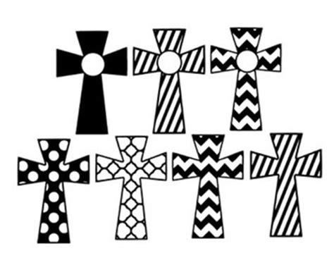 monogram cross cliparts   clip art  clip art  clipart library