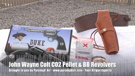 wayne replica pellet and bb revolvers