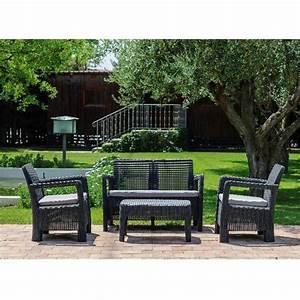 Salon De Jardin 4 Places : catgorie salon de jardin page 6 du guide et comparateur d ~ Farleysfitness.com Idées de Décoration