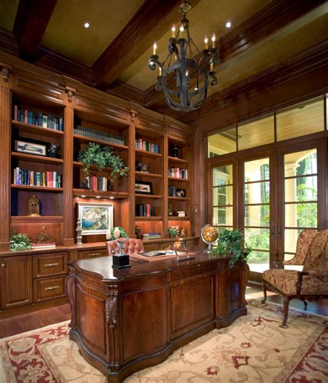 20+ Home Office Bookshelves Designs, Ideas | Design Trends ...