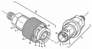 patent us6808407 locking precision male bnc connector With wiring coax f plug