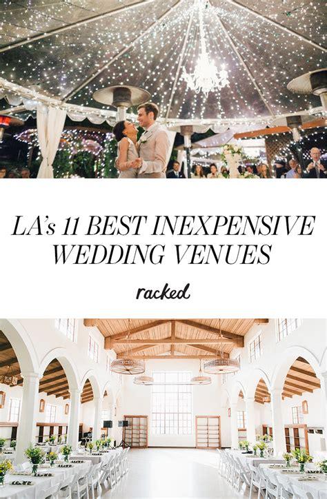 inexpensive la wedding venues outdoor