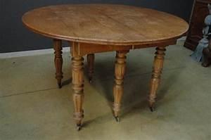 Table Ronde Avec Rallonge : table ronde avec rallonge ancienne meuble de salon contemporain ~ Teatrodelosmanantiales.com Idées de Décoration