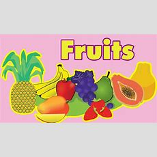 Fruits Song For Children Youtube