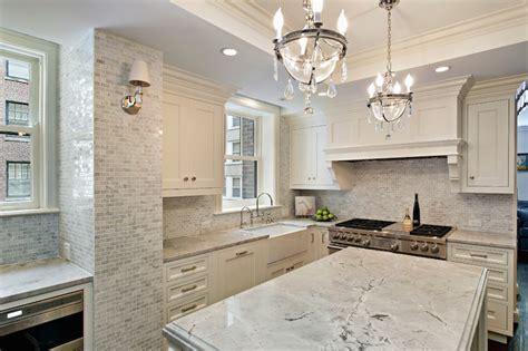 Moonlight Quartzite Countertops   Transitional   kitchen