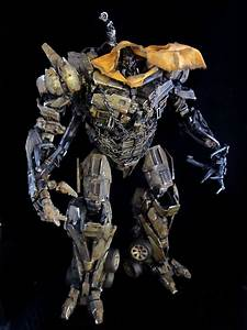 Leader class Megatron transformers Dark of the moon custom ...