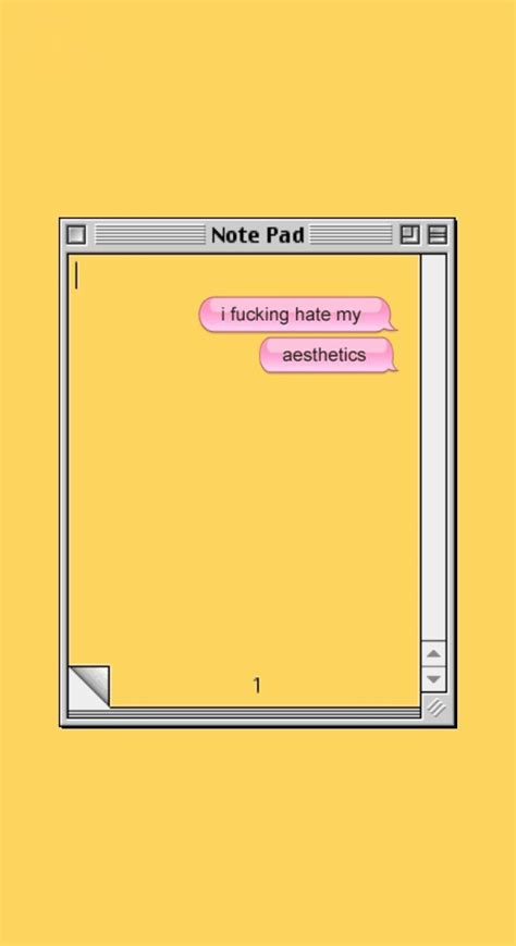 Yellow Aesthetic Desktop Wallpaper Hd - kid wallpaper