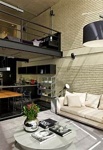 50, Most, Phenomenal, Industrial, Style, Living, Rooms