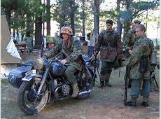 Army Group South BMW R71 & Sidecar