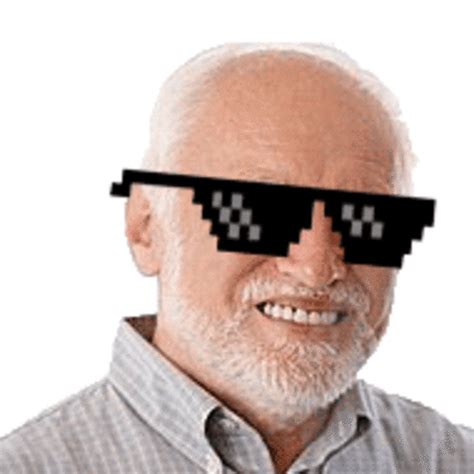 Harold Memes - hide the pain harold know your meme