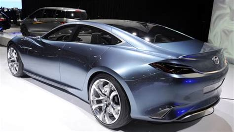 2017 Mazda 6 Coupe, Release Date, Turbo, Changes, Interior