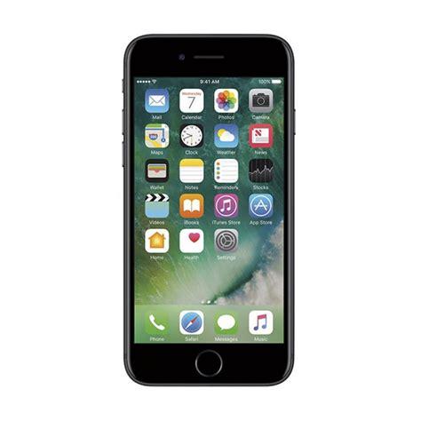 iphone 7 apple iphone 7 32gb black