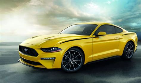 ford mustang hybrid usa colors release date