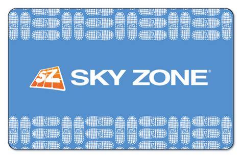 skyzone gift cards