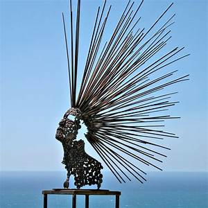 metal sculpture we need