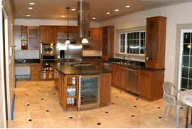 Pictures Of Kitchen Flooring Ideas by Kitchen Tile Flooring D S Furniture