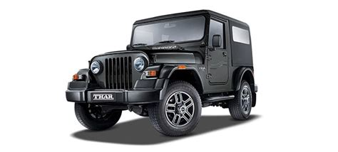 mahindra thar price mahindra thar crde prices review images