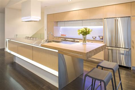 kitchen island contemporary 17 light filled modern kitchens by mal corboy