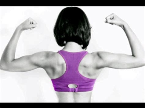 Traps, Delts & Lats... Oh My!! | Delts, Sports bra, Fitness