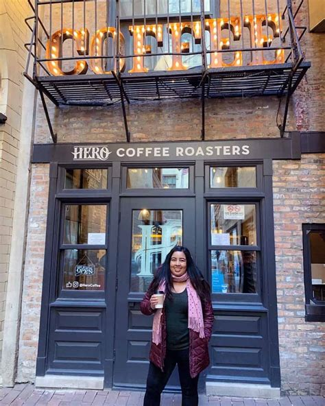 Order now for pick up or delivery : Hero Coffee Chicago   Glamour and Giggles