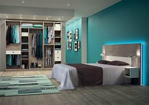 charmant plan de suite parentale avec salle de bain With chambre parentale avec dressing
