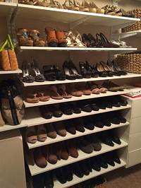 how to store shoes How to Store and Organize Shoes in a Closet | HOME | Diy ...