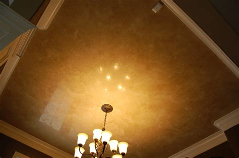 Paint Stucco Ceiling by Venetian Plaster Ceiling