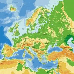 Carte Europe Media Nav Gratuit : carte de l 39 europe map de l 39 europe europe map original map ~ Medecine-chirurgie-esthetiques.com Avis de Voitures
