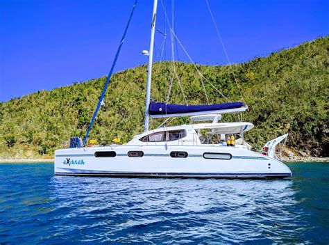 Catamaran Sailing Bvi by Bvi Crewed Yacht Charters Carefree Yacht Charters 174