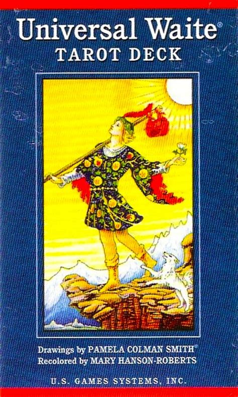 universal waite tarot deck images universal waite tarot deck review