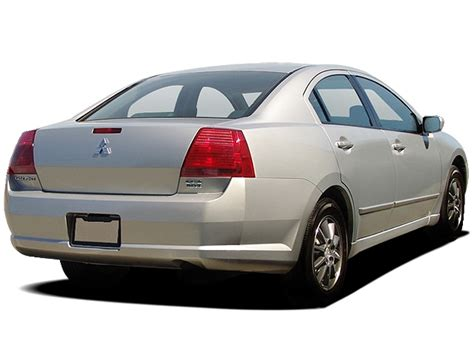 Mitsubishi Picture by 2004 Mitsubishi Galant Reviews Research Galant Prices