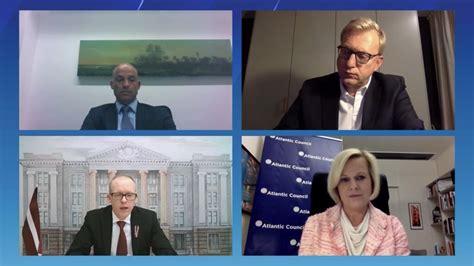 A. Pelšs piedalās Prāgas Eiropas samitā | 2020. gada 18 ...