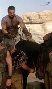 59 best Khal Drogo and Khalessi images on Pinterest ...