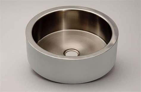 Modern Stainless Steel Bathroom Sinks by Small Corner Stainless Steel Bathroom Sink By Maestrobath