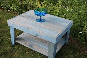 blue rustic coffee table coffee table design ideas With blue rustic coffee table