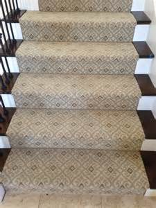Trellis Carpet by Stanton Atelier Rosetti Stair Runner Newport Beach