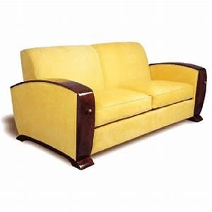 Canapé Art Déco : mobilier art d co meubles sur mesure hifigeny ~ Dode.kayakingforconservation.com Idées de Décoration